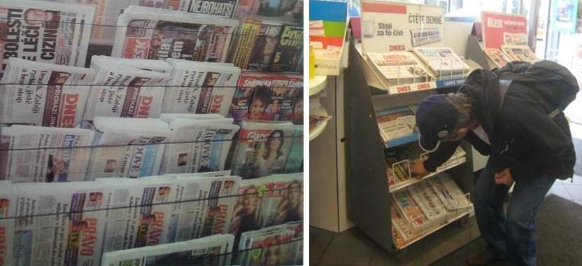 media noviny