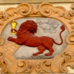 Al leone rosso / At the red Lion