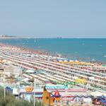 Riccione spiaggia nord 2