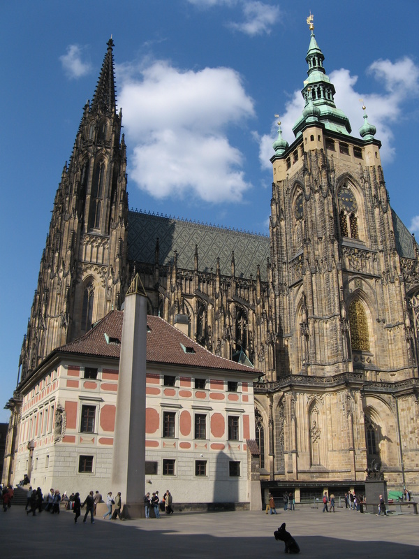 Prague Cathedral of Saint Vitus