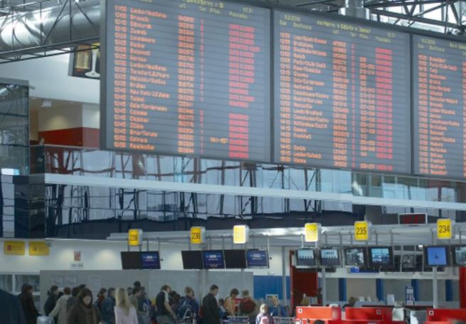 40 Aeroporto di Praga