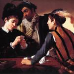 44 Caravaggio - I bari