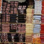 souvenir shirts in prague