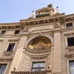 Assicurazioni generali(Milano,piazza Cordusio)