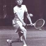 Jan Kodeš nel 1959 / Jan Kodeš in 1959
