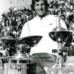La vittoria di Jan a Barcellona nel 1972 / Jan's victory in Barcelona in 1972