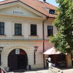 Il centro culturale U Kaštanu / The cultural centre U Kaštanu