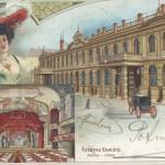 Teatro di varietà di Karlín / Musical Theatre Karlín, 1900