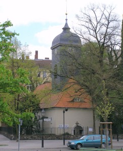 Bethlehemskirche in Richardplatz