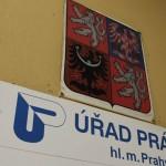 Praga, ufficio del lavoro / Prague, employment office