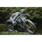 "La celebre ""motocicletta sunbeam"" di Otakar Švec / The famous ""sunbeam motorcycle"" by Otakar Švec"