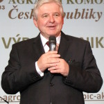 Jiří Rusnok in una foto del 2013, quando era Primo Ministro / Jiří Rusnok in a picture from 2013, when he was Prime Minister