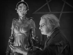 Una scena del film Metropolis diretto da Fritz Lang / A scene from the movie Metropolis directed by Fritz Lang © Metropolis1927.com
