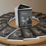 """Il libro """"Orbite. Attorno al cinema di fantascienza cecoslovacco"""", di cui Alquati è autore / The book, written by Alquati, """"Orbite. Attorno al cinema di fantascienza cecoslovacco"""" (Orbits. Around Czechoslovakian science fiction cinema) © Pavel Syrůček"""