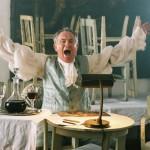 """Nel ruolo del Marchese de Sade in """"Šílení"""" (Follia, 2005) / In the role of Marquis de Sade in Šílení (Lunacy: 2005)"""