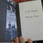 Una copia della Praga Magica di Angelo Maria Ripellino / A copy of Angelo Maria Ripellino's Magic Prague