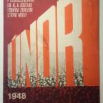 Un poster commemorativo del Febbraio vittorioso esposto nel Museo del Comunismo / Poster of the Victorious February on display at the Museum of Communism © Museum of Communism, Prague