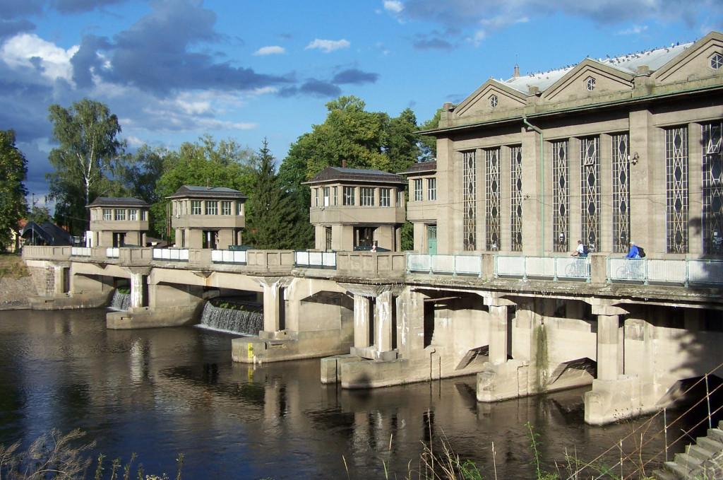 La centrale idroelettrica di Poděbrady © Michal Louč
