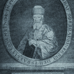 Il celebre rabbino e filosofo Ezekiel Landau, vissuto tra il 1713 e il 1793 / The famous rabbi and philosopher Ezekiel Landau, who lived between 1713 and 1793 © Jewish Museum