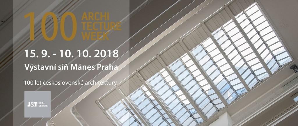 Architecture Week Prague