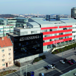 La sede di Generali a Praga / The headquarters of Generali in Prague
