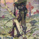 Romanzo del 1938 di Adolf Zeman dedicato alla battaglia dei legionari sul Doss Alto / Adolf Zeman's novel of 1938 dedicated to the legionaries' battle on Doss Alto