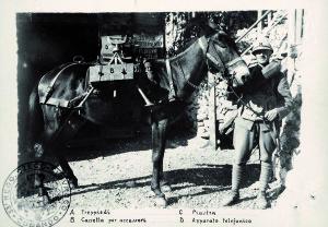 33° reggimento cecoslovacco in Italia, reparto trasmissioni / 33rd Czechoslovak regiment in Italy, transmissions unit