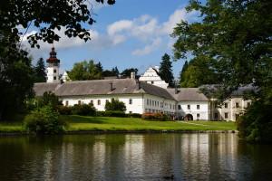 Il castello rinascimentale di Velké Losiny / Velké Losiny Renaissance chateau © Wikimedia, XKOMCZAX