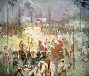 L'incoronazione di Stefano Dušan / The Coronation of Stefan Dušan