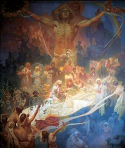 L'apoteosi degli Slavi / Apotheosis of the Slavs