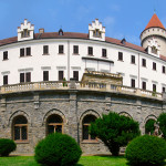 Il castello di Konopiště / Konopiště Castle