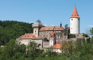 Il castello di Křivoklát / Křivoklát Castle