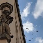 La statua del minatore a Freiberg / The miner statue in Freiberg © Giuseppe Picheca