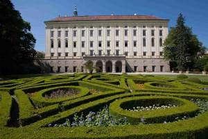 Il Palazzo arcivescovile di Kroměříž / The Archbishop's Palace in Kroměříž © Zdeněk Sodoma – Muzeum umění Olomouc