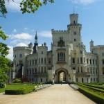 Il Castello di Hluboká / Hluboká Castle