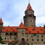 Il Castello di Bouzov /Bouzov Castle © Scotch Mist, Wikimedia