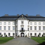 Il castello di Vizovice, opera dell'architetto František Antonín Grimm / Vizovice Castle built by architect František Antonín Grimm © Radek Linner, Wikimedia