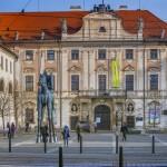 Il Palazzo del Governatore di Brno, ricostruito in forme barocche da Mořic e František Antonín Grimm / The Governor's Palace in Brno, reconstructed in baroque style by Mořic and František Antonín Grimm © Kamil Till, Wikimedia