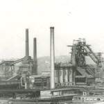 L'impianto siderurgico di Dolní Vítkovice negli anni Cinquanta / Dolní Vítkovice's steel plant in the 1950s © Dolní Vítkovice
