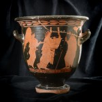 Cratere attico a figure rosse / Attic red-figure krater © Museo Barracco