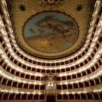 Il Teatro San Carlo di Napoli / The Royal Theatre of Saint Charles in Naples
