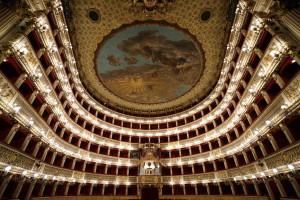 Il Teatro San Carlo di Napoli / The Royal Theatre of Saint Charles in Naples