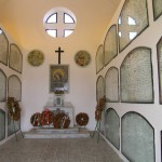 Interno dell'ossario / Interior of the ossuary © Sanzio Campanini, Museo Civico del Risorgimento di Bologna
