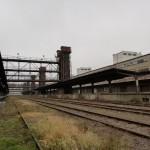 Lo scalo merci di Praga Žižkov / Prague Žižkov freight yard © Tiziano Marasco