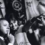 Miroslav Horníček e Zuzana Neubauerová, moderatori a Montreal / Miroslav Horníček and Zuzana Neubauerová in the role of moderator in Montreal © Aerofilms