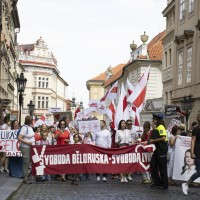 Support for Belarusians from the Czech Republic