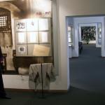 L'esposizione museale all'interno del carcere di Pankrác / The museum exposition located inside the Pankrác prison © CC-BY-SA 3.0 Nadkachna, Wikimedia