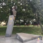 Il monumento a Milada Horáková / The monument to Milada Horáková © Amedeo Gasparini