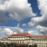 La sede dell'Alta Corte di Praga, vicino alla prigione / The seat of the Prague High Court, close to the prison © Amedeo Gasparini