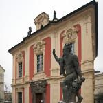 Prague,-,Vila,Amerika,,Antonin,Dvorak,Museum